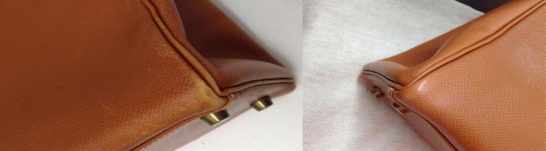 Hermes Kelly Bag - Reparatur Handtasche - Säuberung Handtasche