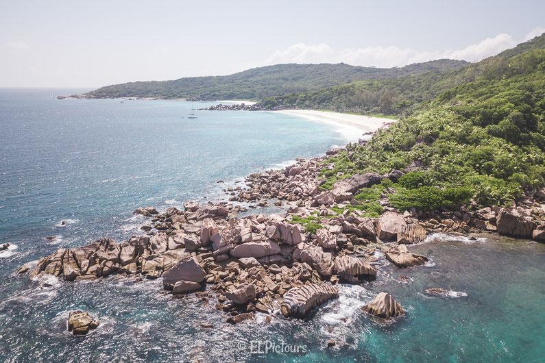 Seychellen, La Digue, Grand Anse