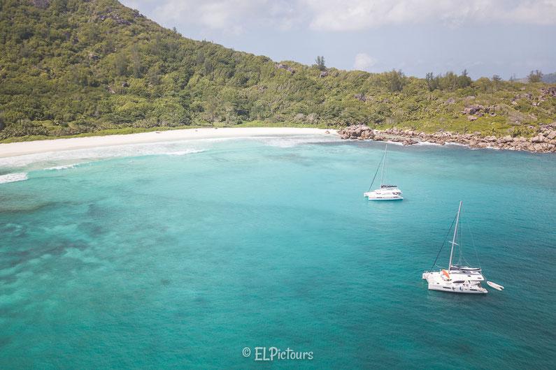 Seychellen, La Digue, Anse Coco