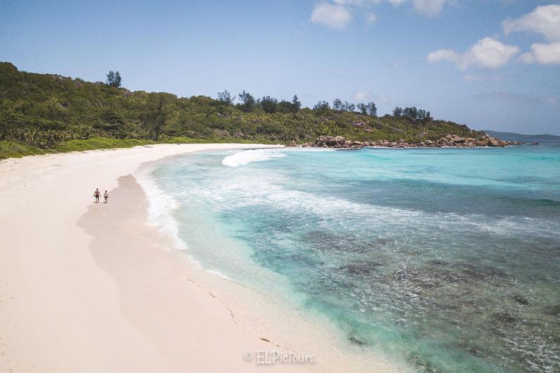 Seychellen, La Digue, Grande Anse
