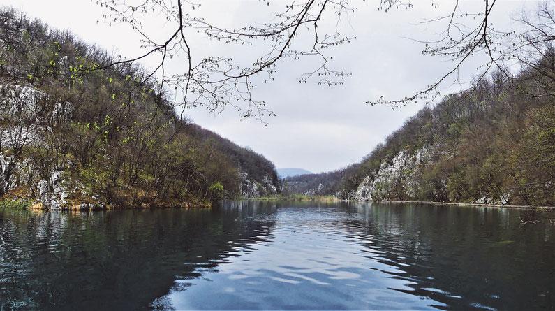 bigousteppes parc lac plitvice croatie