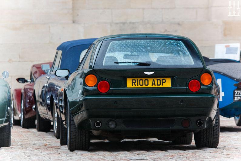 Aston Martin Sportsman break de chasse châssis n° SCFDAM2SCTBL79008