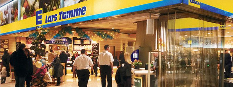 Ihr EDEKA Supermarkt im Flughafen Hamburg - Airport Plaza