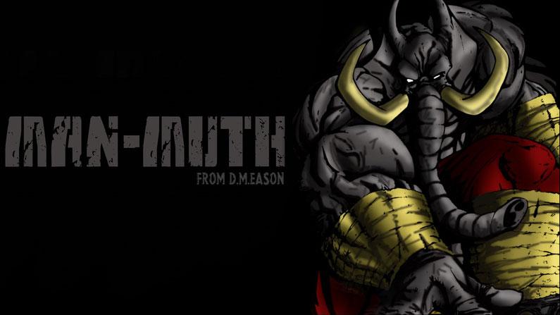 Man-Muth Wallpaper