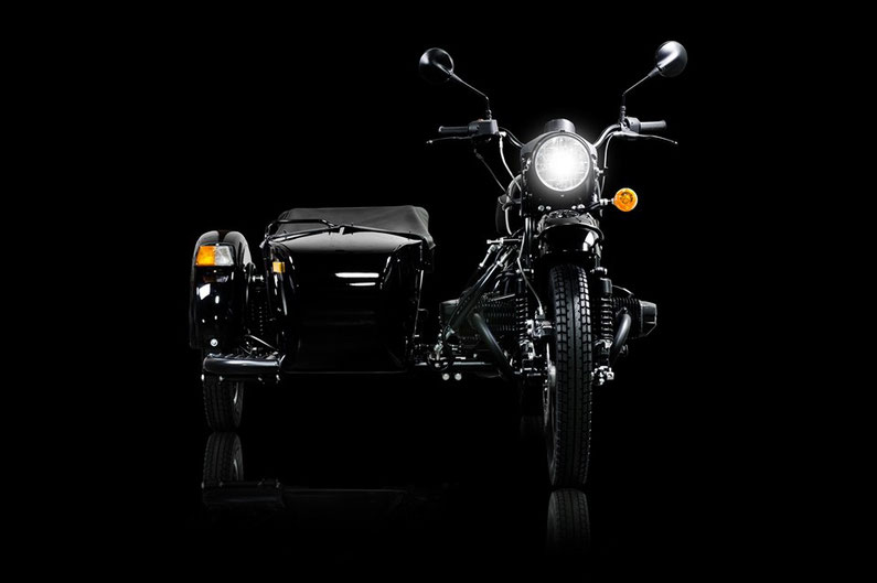 2016 Ural Dark Force Limited Edition