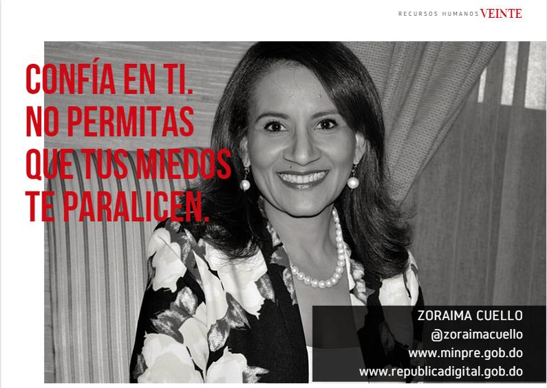 Entrevista a Zoraima Cuello