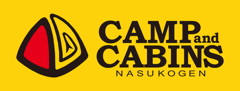 キャンプ&キャビンズ公式HP ※画像をタップ