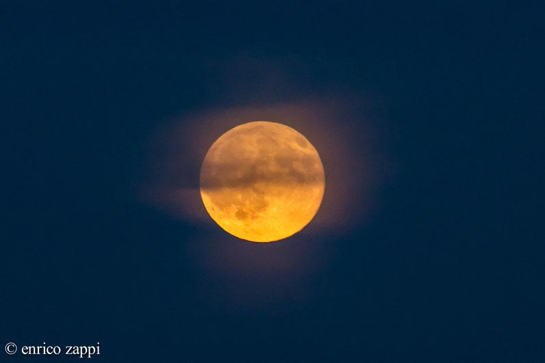 La luna Blu!