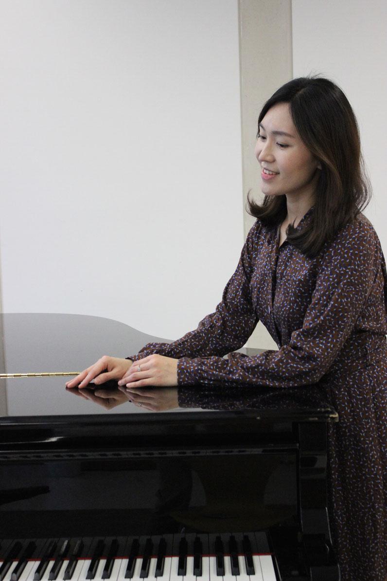 Professioneller privater Klavierunterricht in Heidelberg-Handschuhsheim