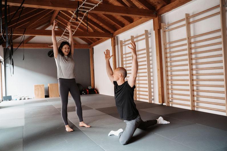 Personal Yoga mit Lena