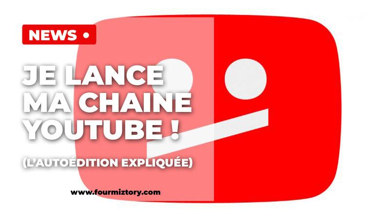 pourquoi créer sa chaîne YouTube d'auteur