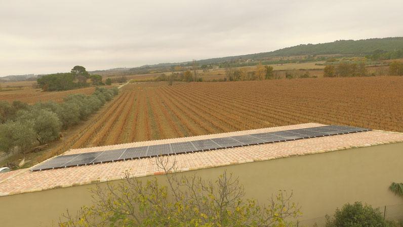 photovoltaïque Hérault 34 Montpellier