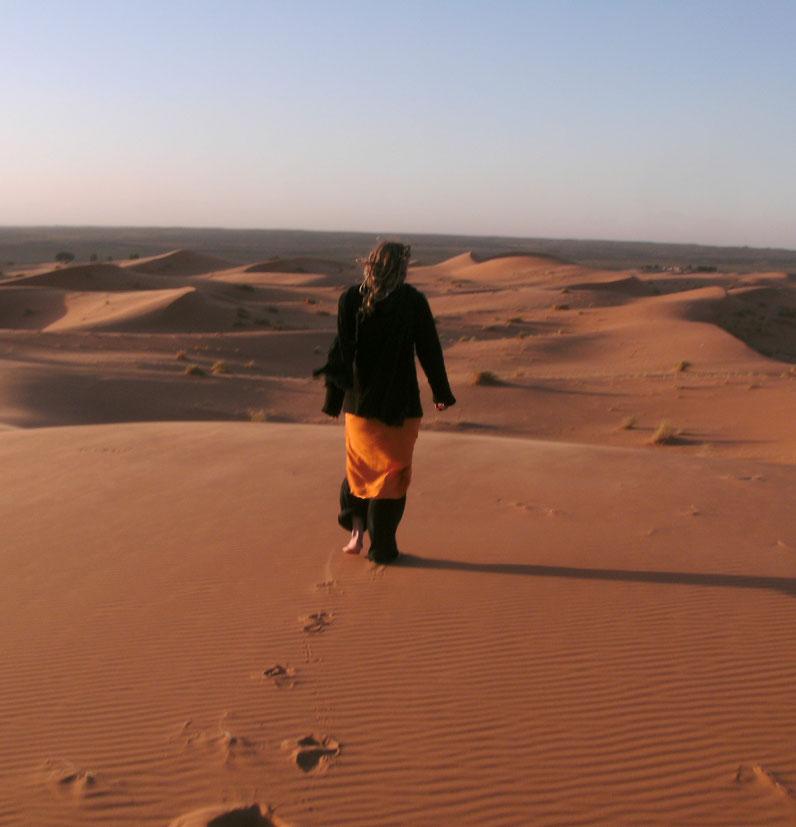 Die Wüste- Der Ort der Bewusstwerdung der eigenen Gedanken und Gefühlen. Dein Weg führt zu Deinem Ziel. Unbegrenzter Raum für Dich, Deine Talente und Inspirationen. Verbunden mit dir und allem..