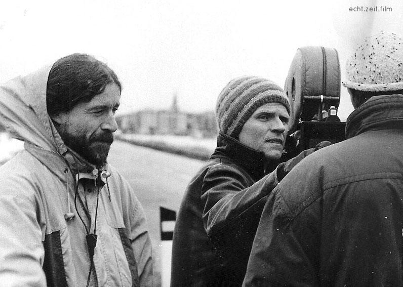Peter Schreiner  BLAUE FERNE   austrian film   österreichischer Film   austrian cinema    austrian experimental cinema