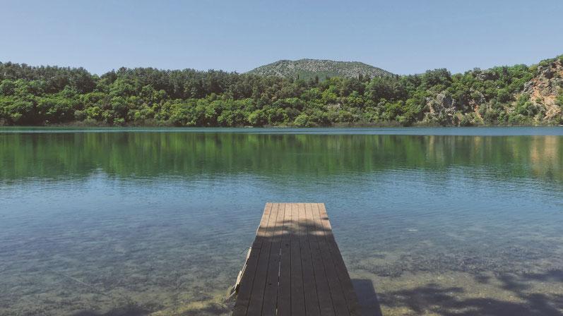 bigousteppes grece lac