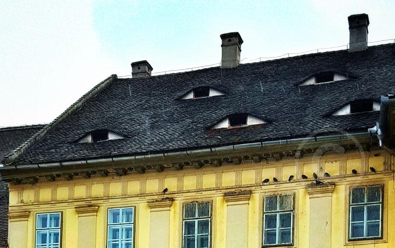Gli occhi di Sibiu - Romania