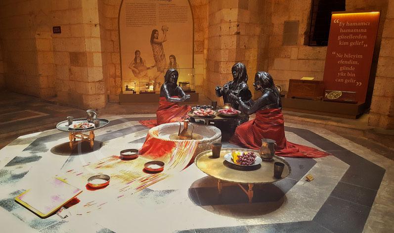 Museo dell'Hammam, Gaziantep (Turchia)