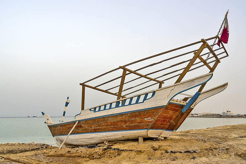 Dhow - Oman (foto NationalGeographic)
