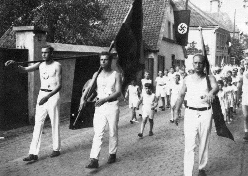 Festzug Turnverein 1936