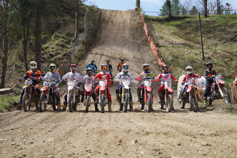 Armeno MX Training Ostern 2019