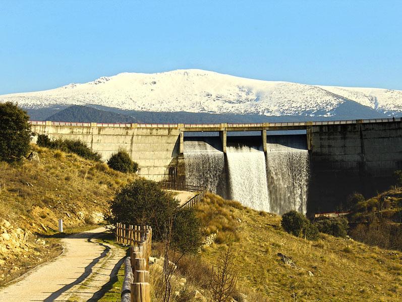 """Senda Verde """"Alto Eresma"""" de Palazuelos de Eresma (Segovia)"""