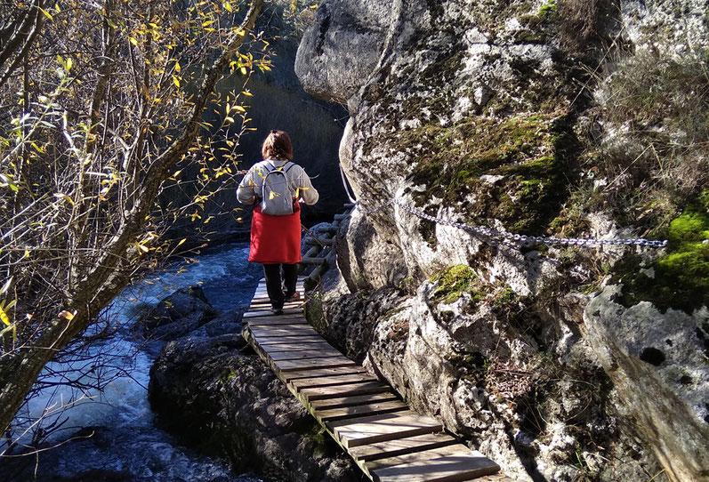 Ruta Tierra de Pedraza, entre La Velilla y Pajares de Pedraza