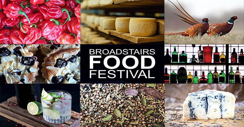Broadstairs Food Festival has so much to offer