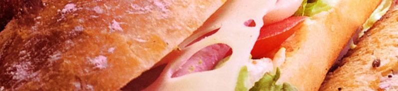 Au Croissant d'Or - sandwiches