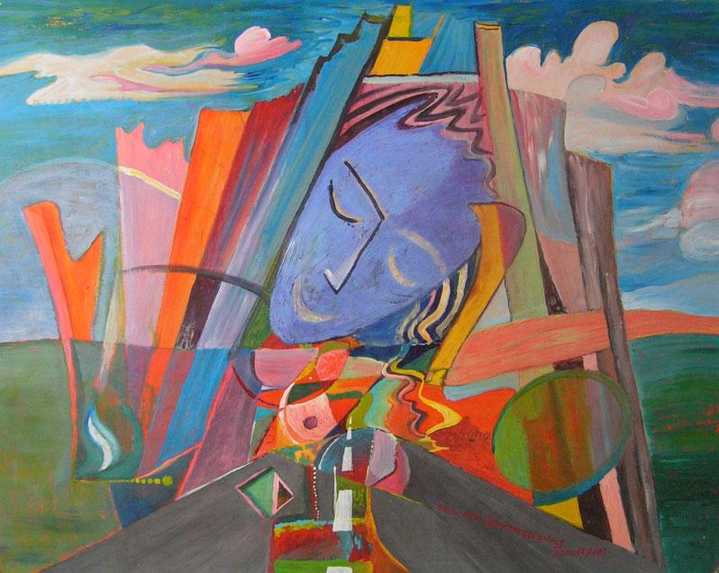 Schutzengel, Malerei