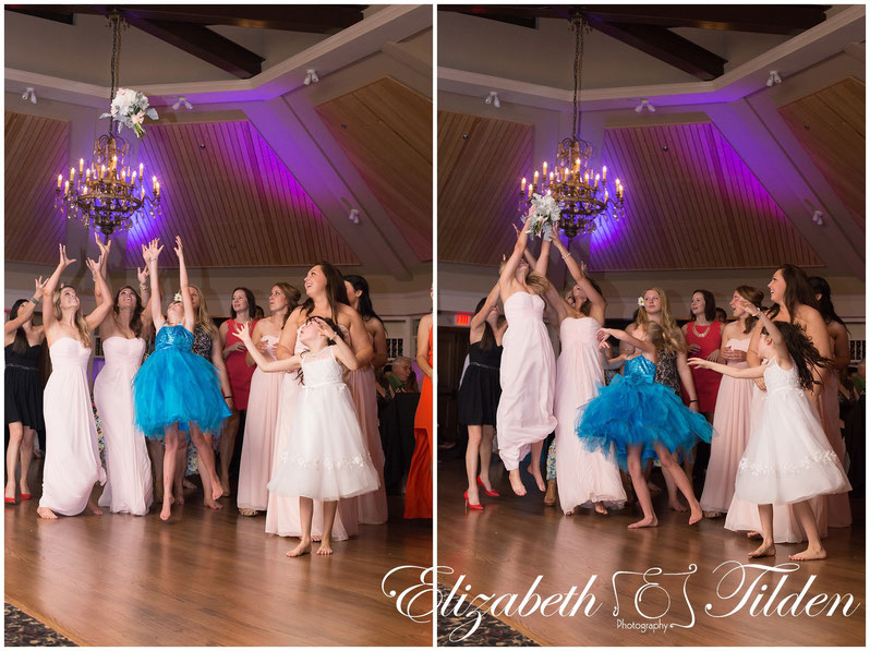Mitas Hill Vineyard, McKinney wedding photographer, Dallas, Frisco, Plano, bouquet toss, reception photos