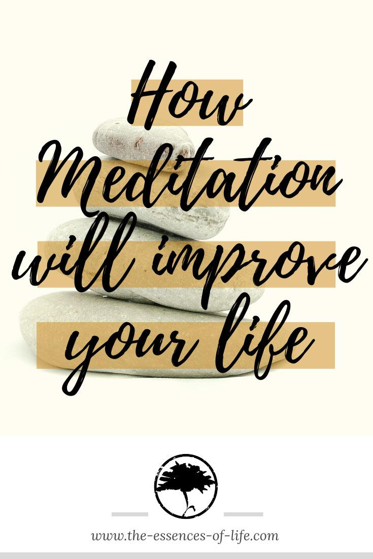 Meditation relaxing improvement joy happiness