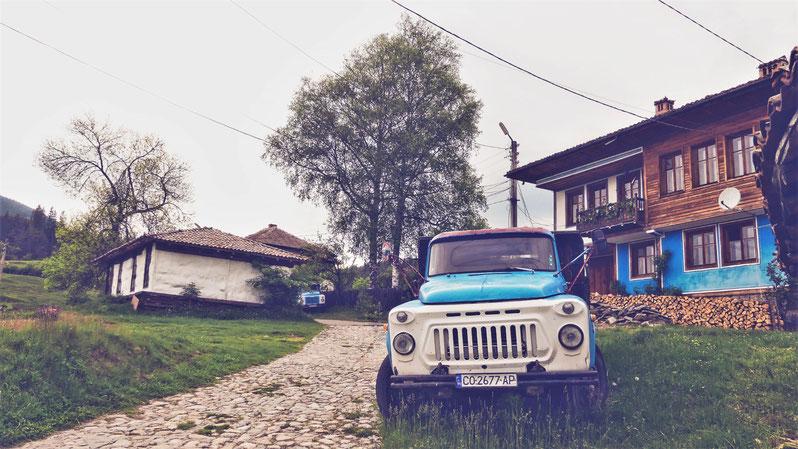 bigousteppes camion bulgarie koprivchtitsa
