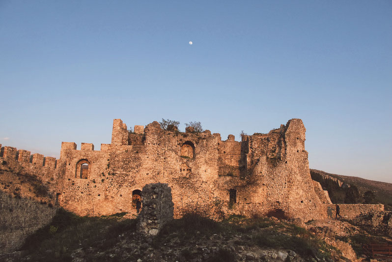 bigousteppes blagaj forteresse ruines