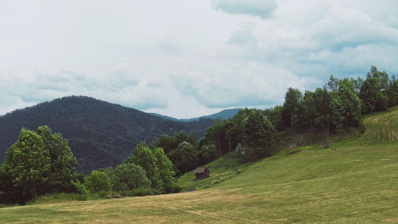 montagne bigousteppes campagne slovaquie