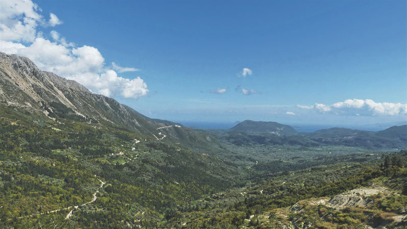 grece bigousteppes leucade balkans montagnes