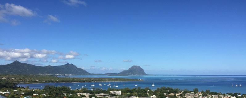 vue mer villa de luxe constellation marguery pds ile maurice