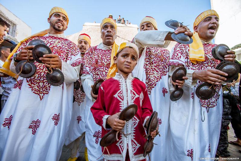 Festival della musica Gnawa di Essaouira (foto festival-gnaoua.net)