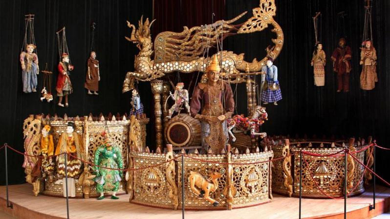 Museo internazionale delle marionette Antonio Pasqualino - Palermo (foto blogsicilia)