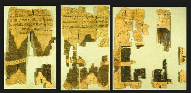 El Papiro Real de Turín