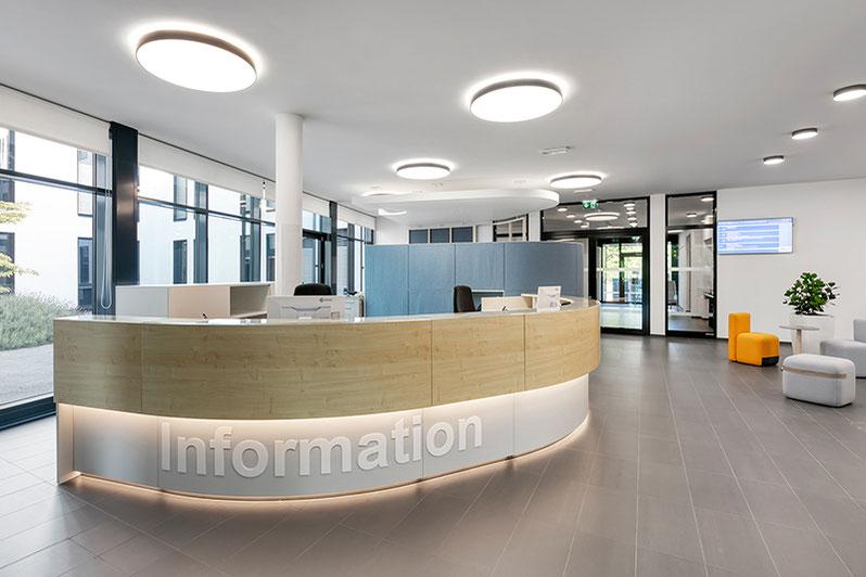 werner works project court house Karlsruhe