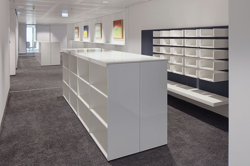 Office furniture CMS Hasche Sigle