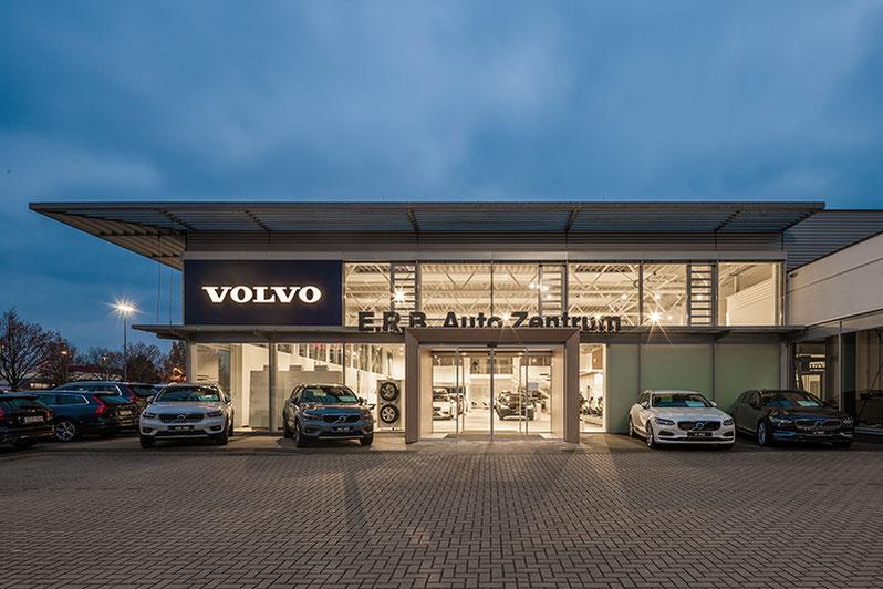 werner works Referenz Autohaus volvo