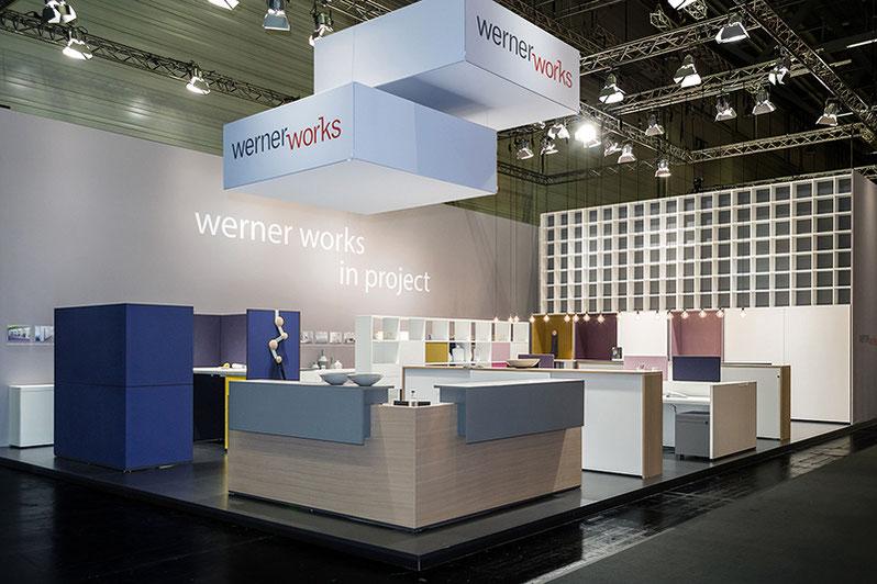 werner works orgatec 2016