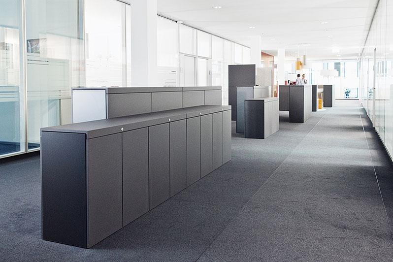 basic S Büroschrank