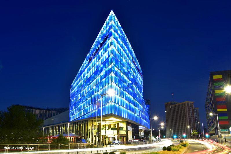 Hôtel Casino Barrière, Lille