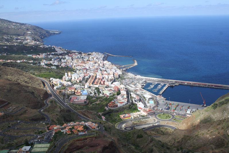 Hauptstadt: Santa Cruz de La Palma