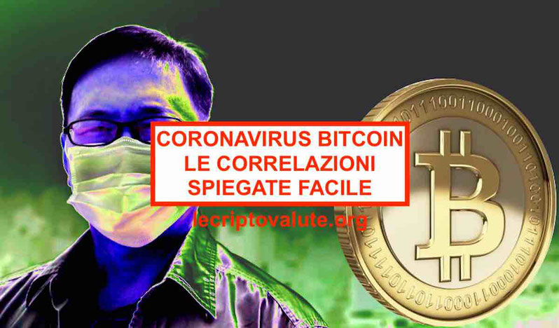 CoronaVirus Bitcoin: chi ci guadagna e chi no [potresti essere tu]