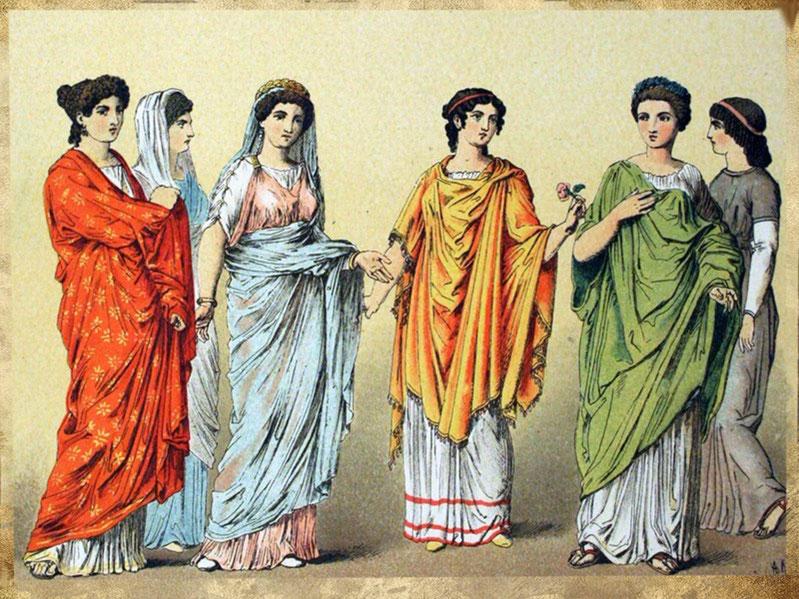 Femmes Romaines
