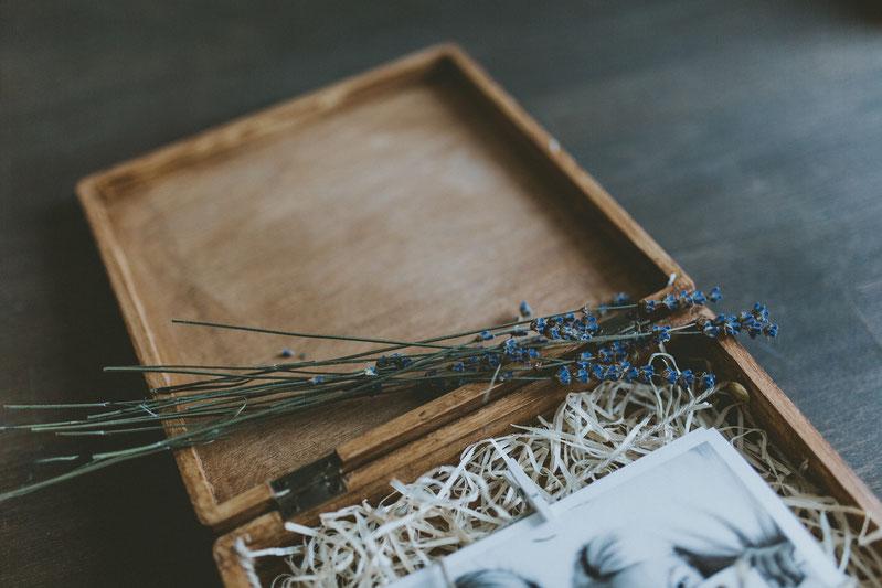 Holzbox Hochzeitsfotograf