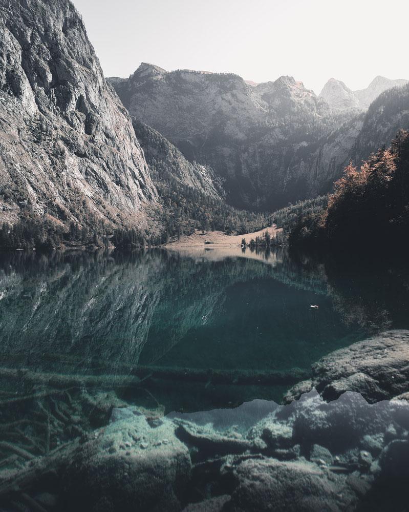 Königssee entspiegelt by picPond Photography